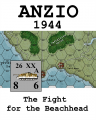 Anzio The Fight for the Beachhead 1944 Cover